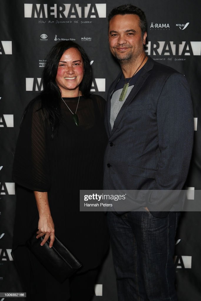 Merata: How Mum Decolonised the Screen World Premiere - Arrivals : News Photo