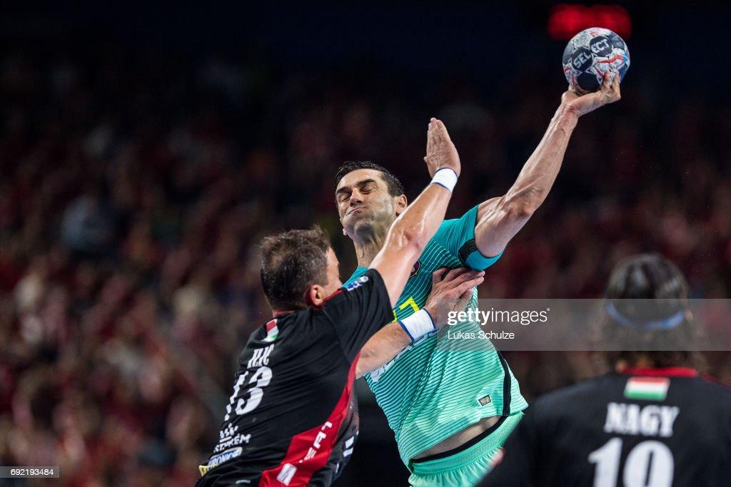 Telekom Veszprem vs FC Barcelona Lassa - VELUX EHF FINAL4 3rd place match
