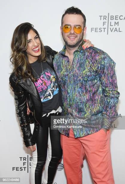 Kirill Bichutsky attends the 2018 Tribeca Film Festival World Premiere of Bert Marcus' THE AMERICAN MEME on April 27 2018 at Spring Studios in New...