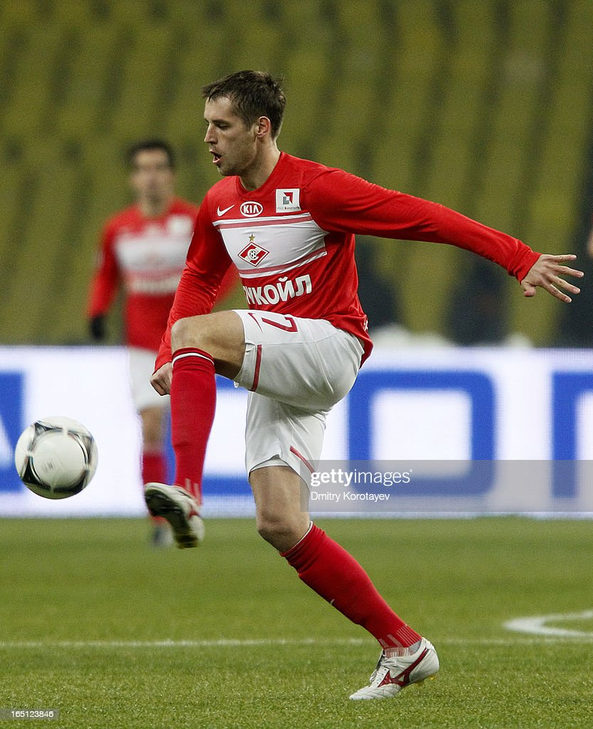 FC Spartak Moskva v FC Kuban Krasnodar - Russian Premier League