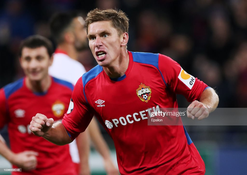 PFC CSKA Moscow vs FC Spartak Moscow - Russian Premier League