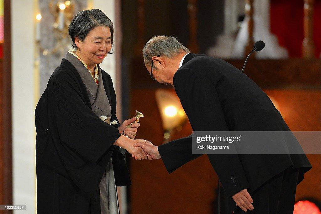 36th Japan Academy Awards : News Photo