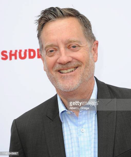 Kirk Bovill attends the 6th Annual Etheria Film Showcase held at American Cinematheque's Egyptian Theatre on June 29 2019 in Hollywood California