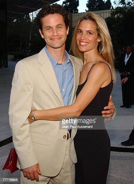 Kirk Cameron and wife Chelsea Noble