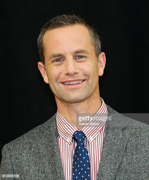 """Kirk Cameron attends his """" Revive Us"""" event at Harvest Cathedral on October 18, 2016 in Chicago City."""