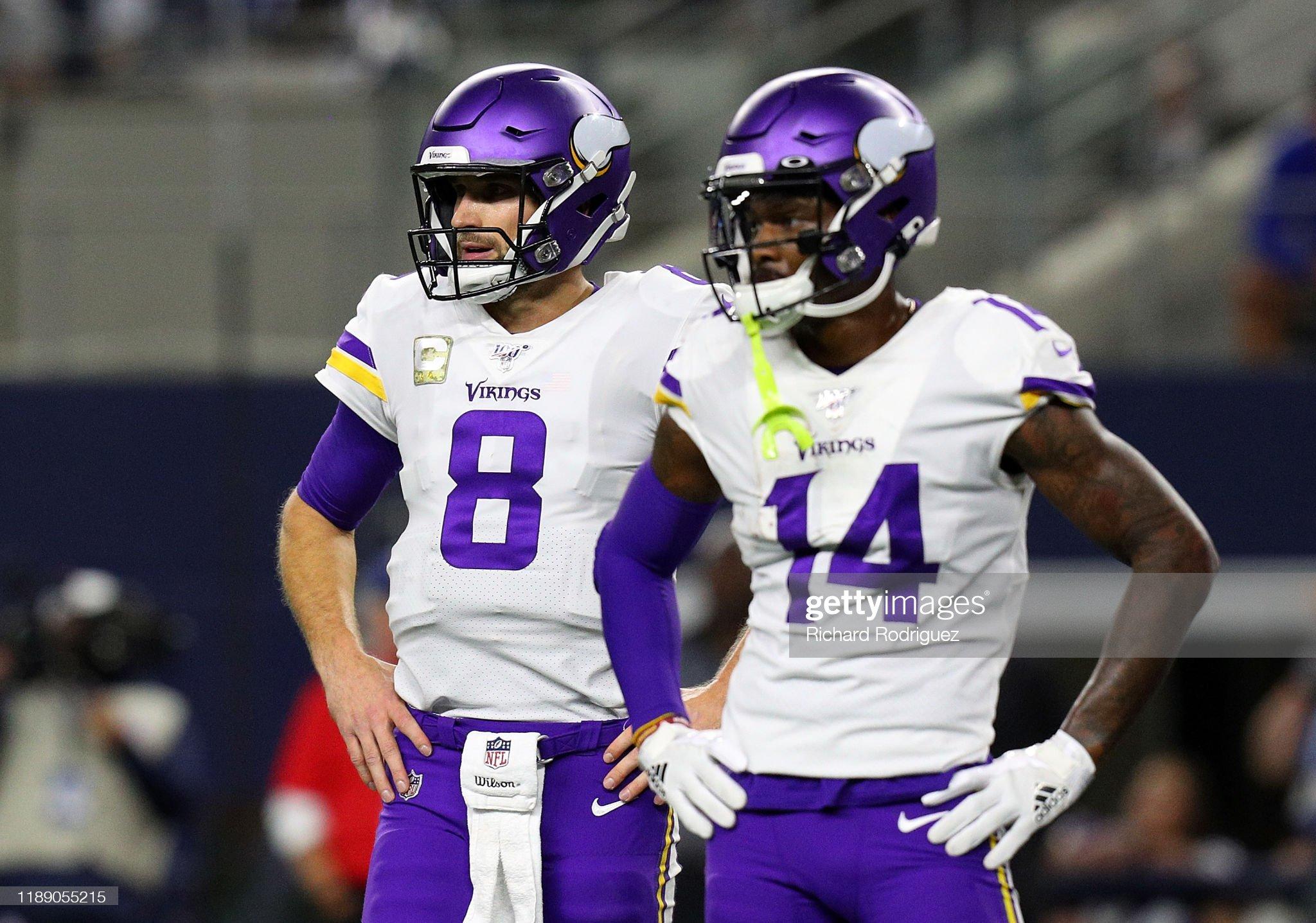 Minnesota Vikings vDallas Cowboys : News Photo