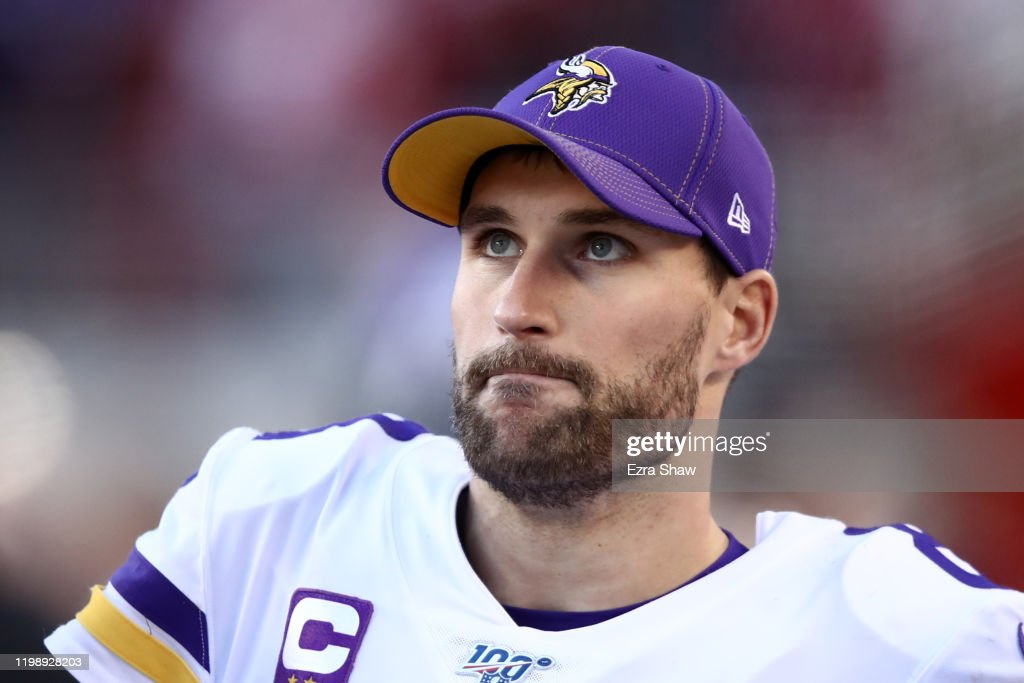 Divisional Round - Minnesota Vikings v San Francisco 49ers : ニュース写真