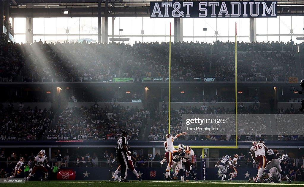 Washington Redskins v Dallas Cowboys : ニュース写真