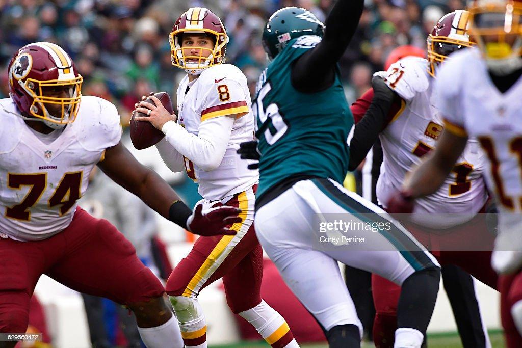 Washington Redskins v Philadelphia Eagles : Nachrichtenfoto