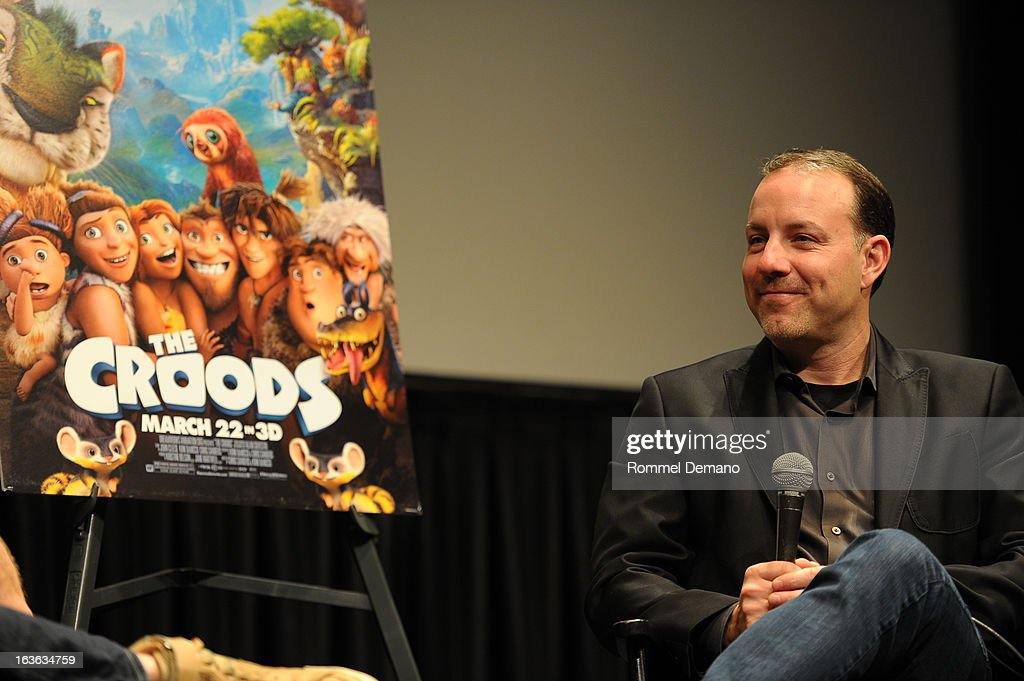 Kirk De Micco, attends 'The Croods' screening at The Film Society of Lincoln Center, Walter Reade Theatre on March 13, 2013 in New York City.