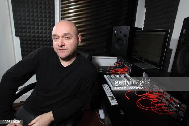 Kirk Degiorgio better known as As One British techno producer and DJ United Kingdom 2013
