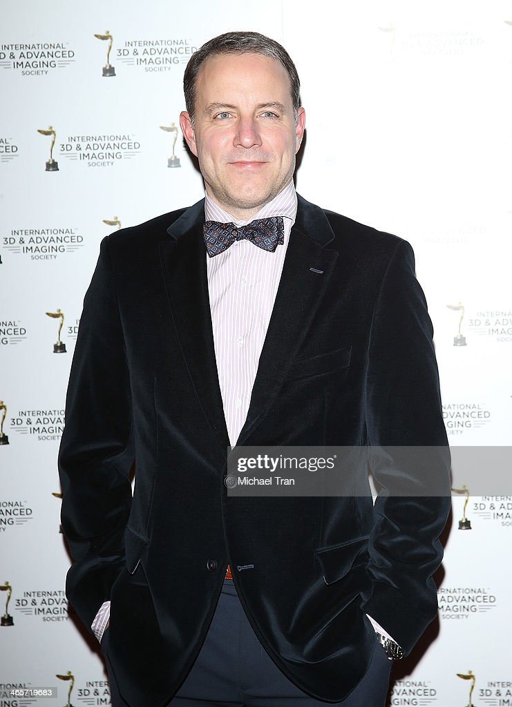 Kirk DeMicco arrives at the 2014 International 3D and Advanced Imaging Society's Creative Arts Awards held at Steven J. Ross Theatre on January 28, 2014 in Burbank, California.