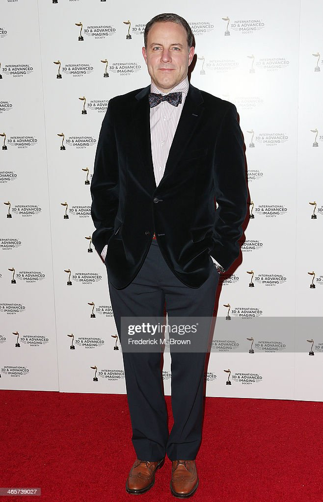 Kirk DeMicco attends the 2014 International 3D and Advanced Imaging Society's Creative Arts Awards at the Steven J. Ross Theatre, Warner Bros. Studios on January 28, 2014 in Burbank, California.