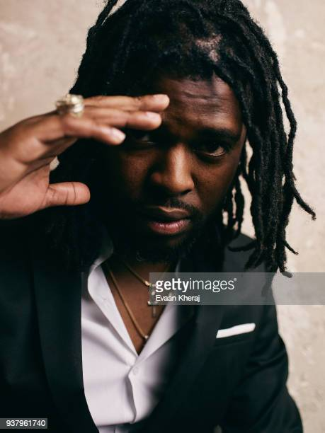 Kirk Diamond poses for a portrait at the YouTube x Getty Images Portrait Studio at 2018 Juno's Gala Awards Dinner on MARCH 25th 2018 in Vancouver BC