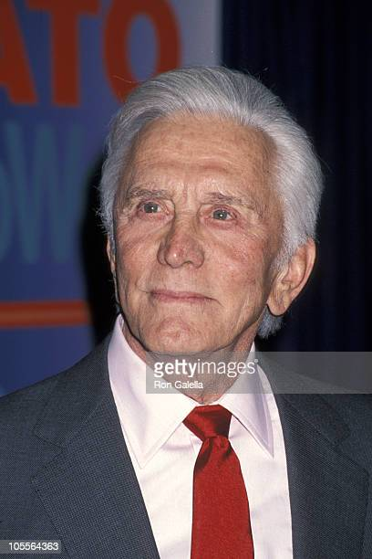 Kirk Douglas during 1994 ShoWest Convention Hosted by NATO at Bally's Hotel in Las Vegas Nevada United States