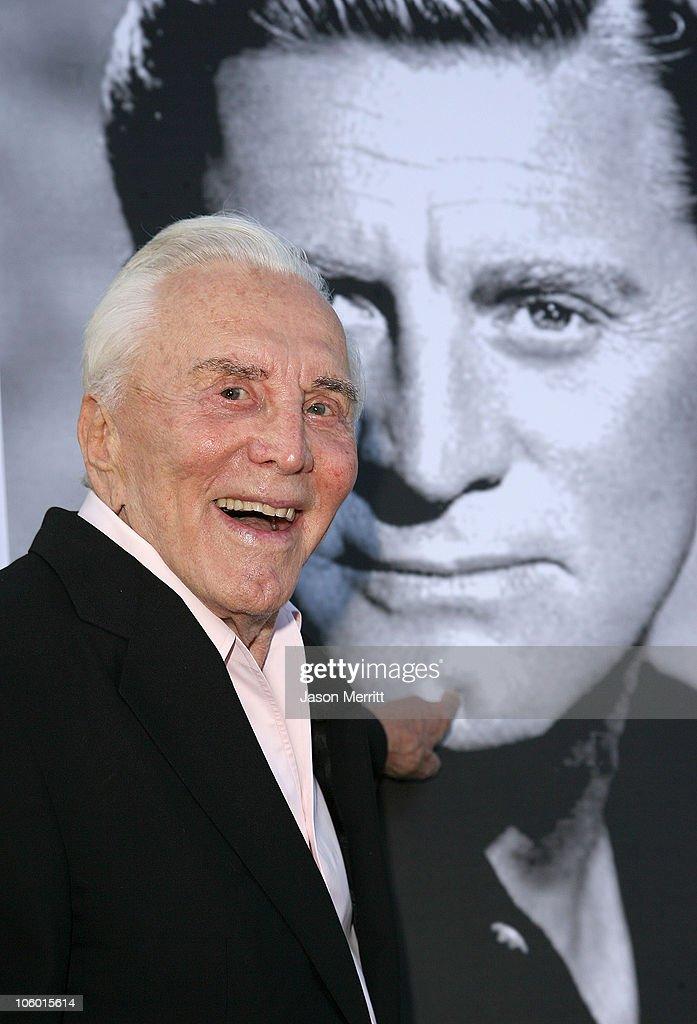 The 2006 Santa Barbara International Film Festival Honors Kirk Douglas