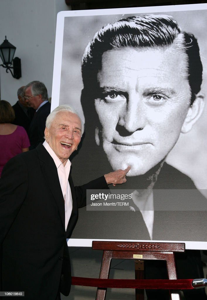 The 2006 Santa Barbara International Film Festival Honors Kirk Douglas