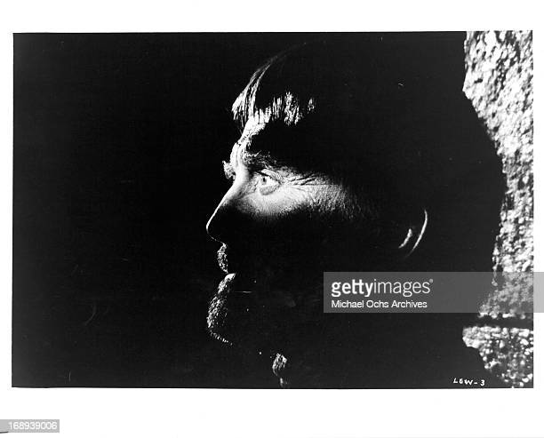Kirk Douglas in a scene from the film 'The Light At The Edge Of The World' 1971