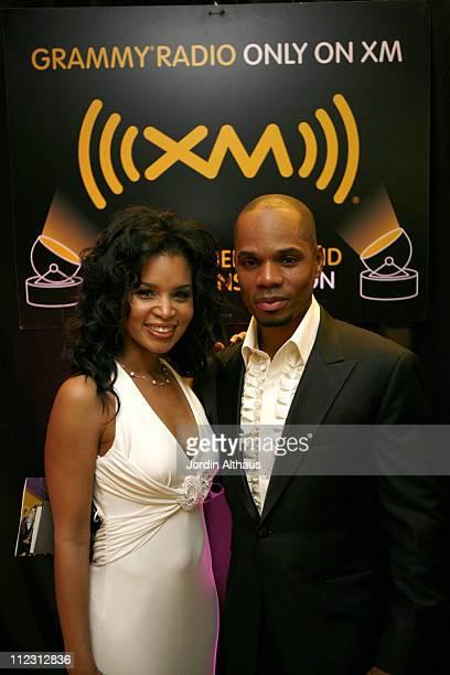 Kirk Franklin winner Best Gospel Song for Imagine Me and wife Tammy