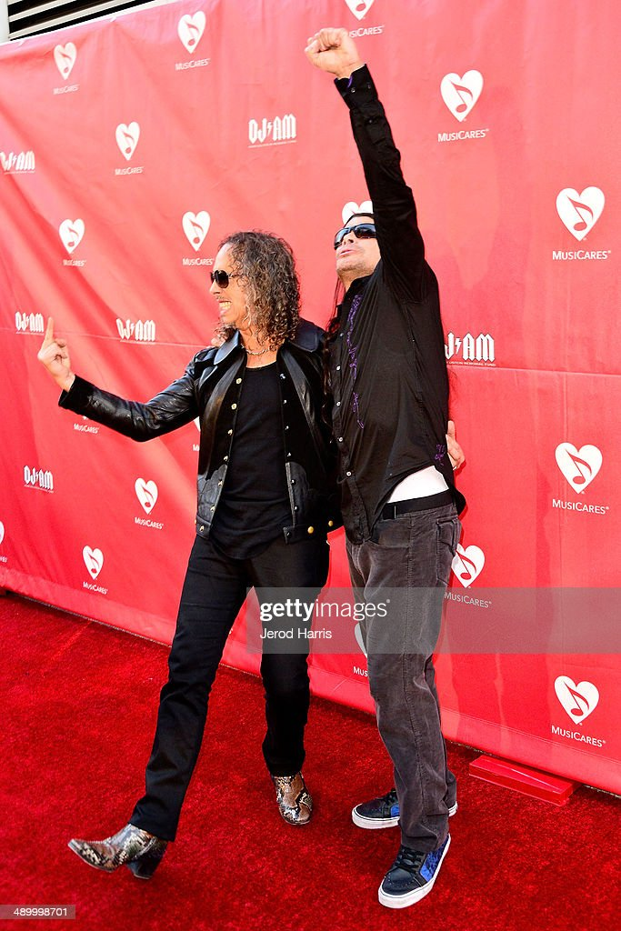 2014 MusiCares MAP Fund Benefit Concert - Arrivals