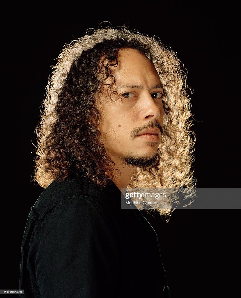 Kirk Hammett of Metallica is photographed in 2007.