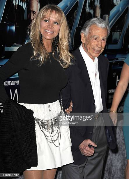 Kirk Kerkorian attends HBO's His Way Los Angeles Premiere at Paramount Theater on the Paramount Studios lot on March 22 2011 in Hollywood California