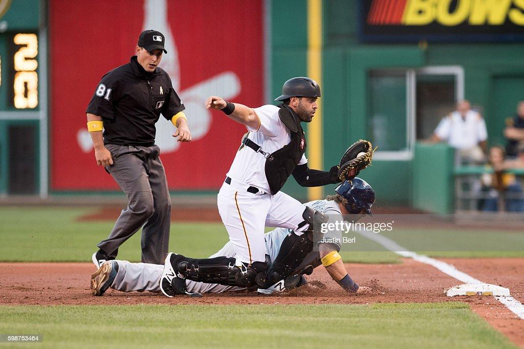 Milwaukee Brewers v Pittsburgh Pirates