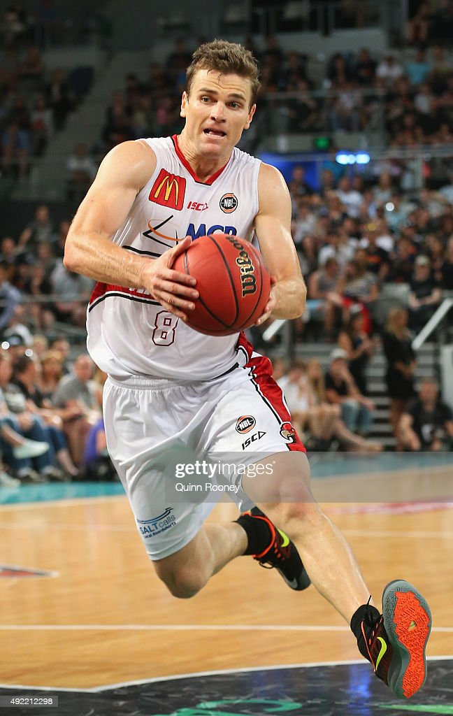 NBL Round 1 - Melbourne v Illawarra : News Photo