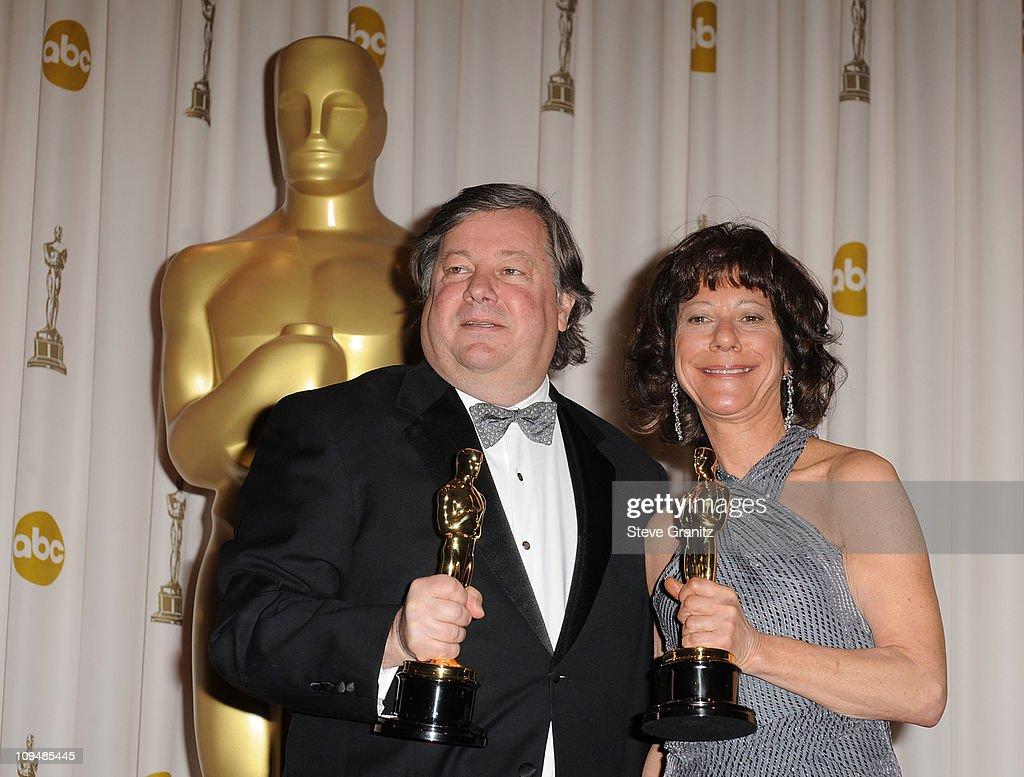 83rd Annual Academy Awards - Press Room