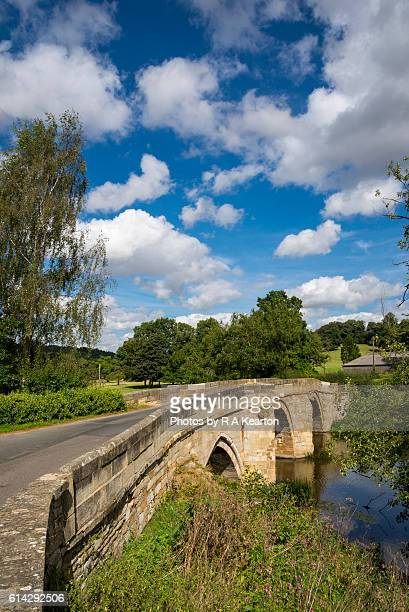 Kirkham Abbey bridge, Whitwell-on-the-hill, North Yorkshire
