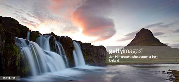 Kirkjufell and the Waterfalls