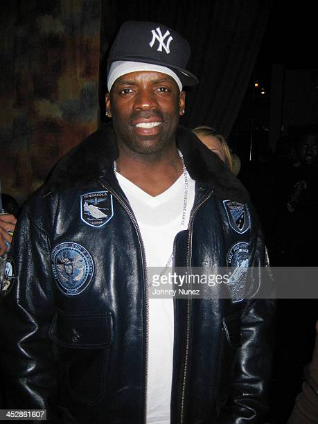 TK Kirkland celebrates his birthday at Promenade on April 1 2009 in New York City
