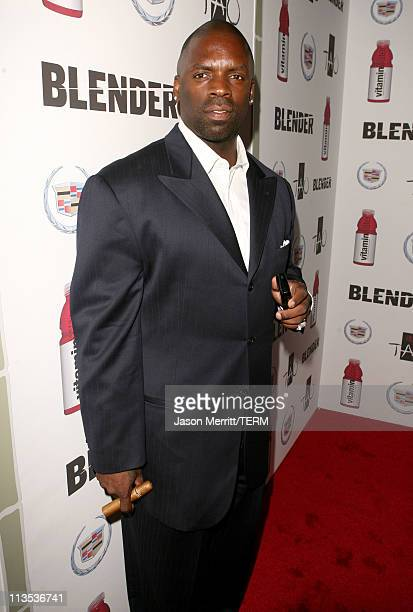 TK Kirkland during Blender Magazine/Vitamin Water Host 2006 MTV Video Music Awards After Party at Tao in New York City New York United States