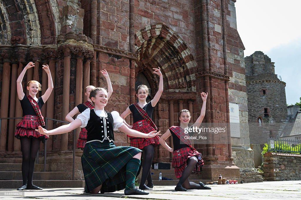 Kirkwall, Scotland : Stock Photo