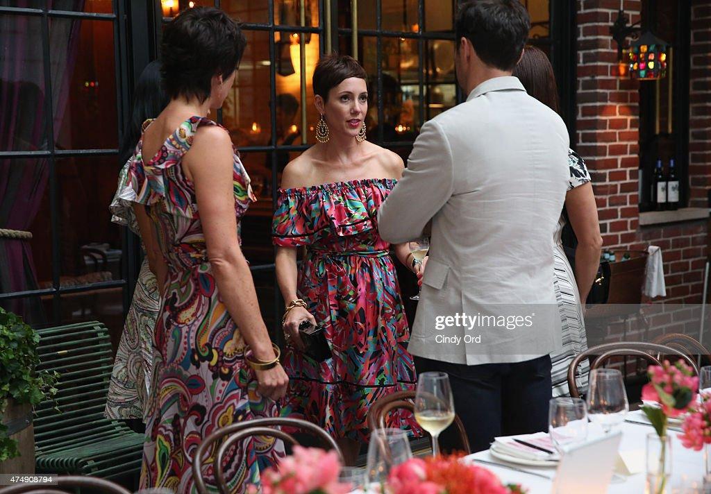 Kirna Zabete designer Beth Buccini attends as Gilt