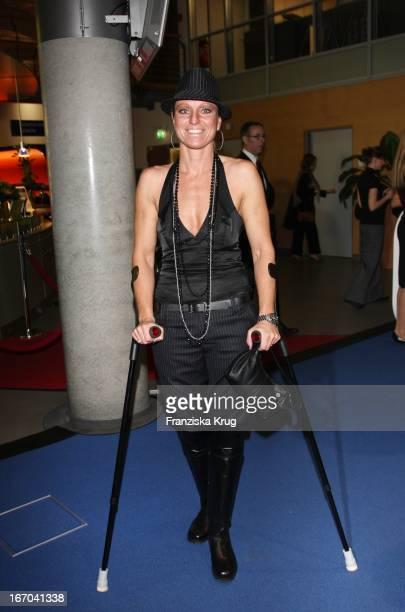 Kirsten Bruhn Bei Der Nacht Der Stars Ein Festabend Des Paralympischen Sports In Der MercedesWelt In Berlin