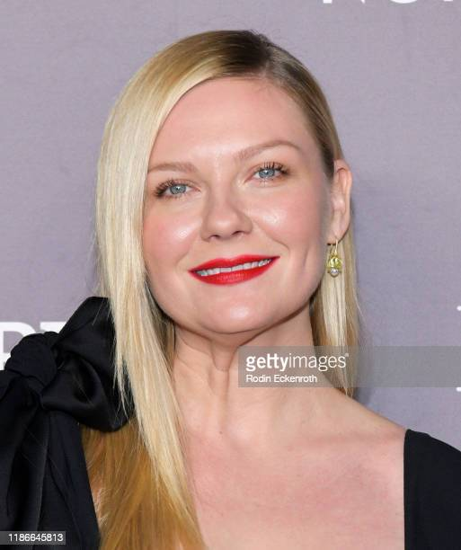 Kirsten Dunst attends the 2019 Baby2Baby Gala Presented by Paul Mitchell at 3LABS on November 09 2019 in Culver City California