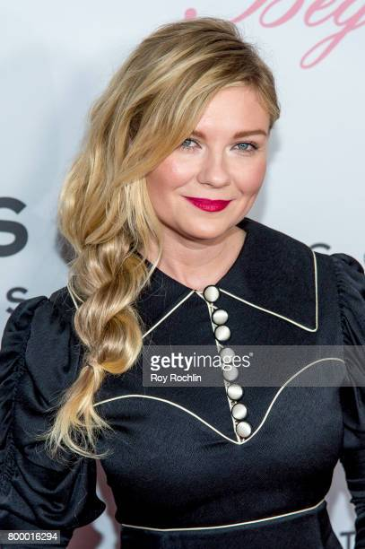 Kirsten Dunst attends 'The Beguiled' New York premiere at The Metrograph on June 22 2017 in New York City