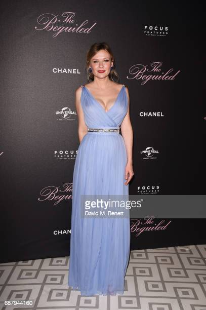 Kirsten Dunst attends The Beguiled private party hosted by Focus Features and Universal Pictures International in collaboration with Chanel at La...