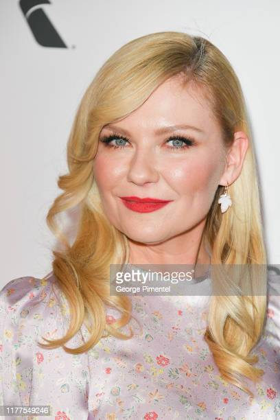 """Kirsten Dunst attends """"The Irishman"""" premiere during the 57th New York Film Festival at Alice Tully Hall, Lincoln Center on September 27, 2019 in New..."""