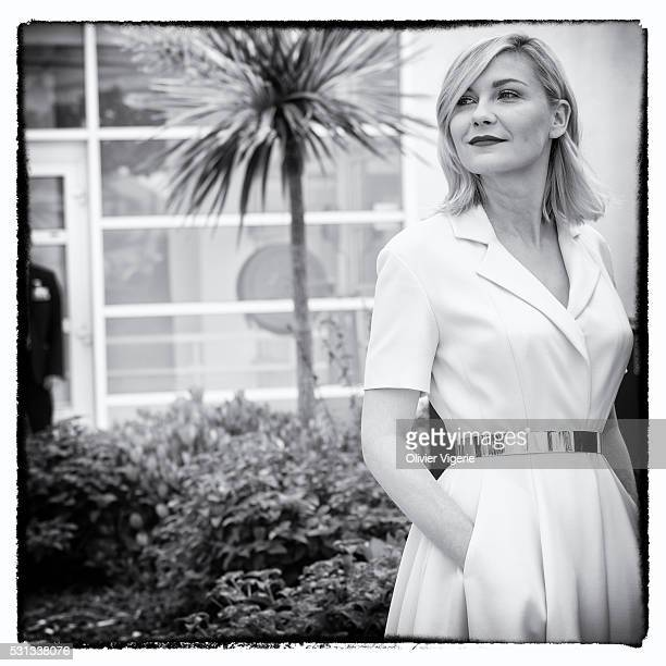 Kirsten Dunst attends the Jury Photocall during the 69th annual Cannes Film Festival on May 11 2016 in Cannes France