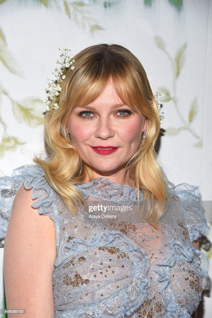 Kirsten Dunst attends the premiere of A24's 'Woodshock' the at ArcLight Cinemas on September 18, 2017 in Hollywood, California.
