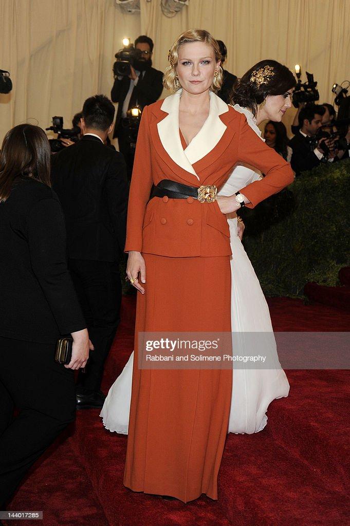 'Schiaparelli And Prada: Impossible Conversations' Costume Institute Gala : News Photo