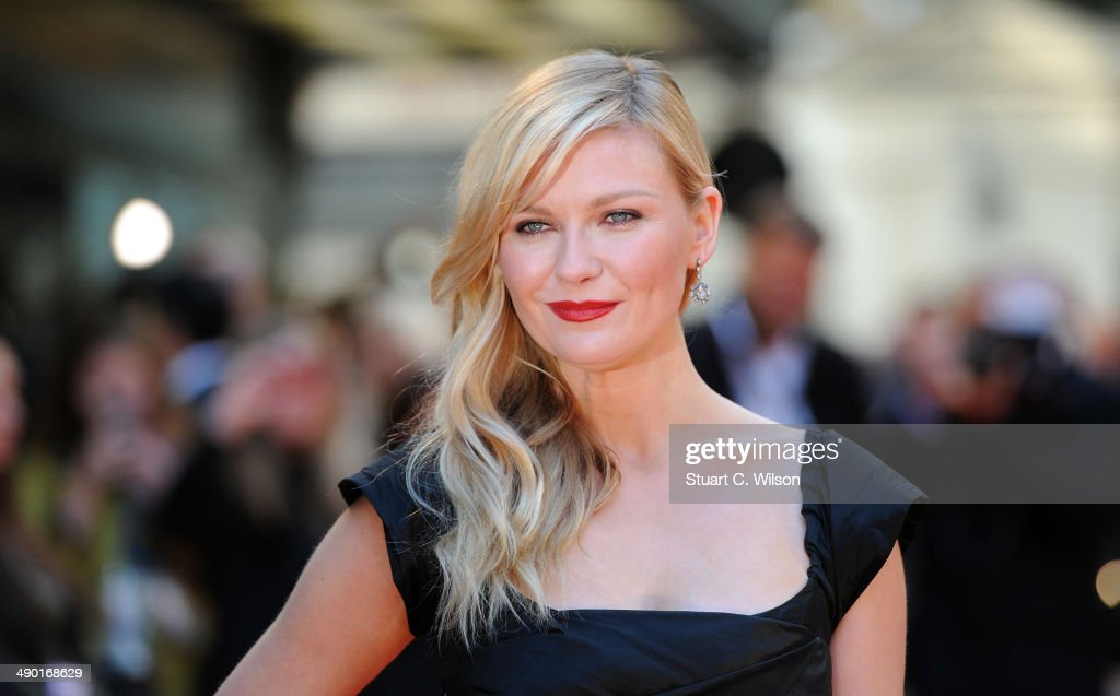 'The Two Faces Of January' - UK Premiere - Red Carpet Arrivals : News Photo