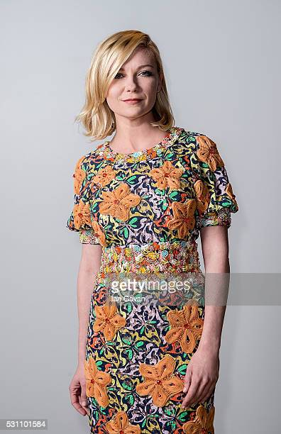 Kirsten Dunst attends the Vanity Fair And Chanel Dinner during The 69th Cannes Film Festival at Restaurant Tetou on May 12 2016 in Cannes France