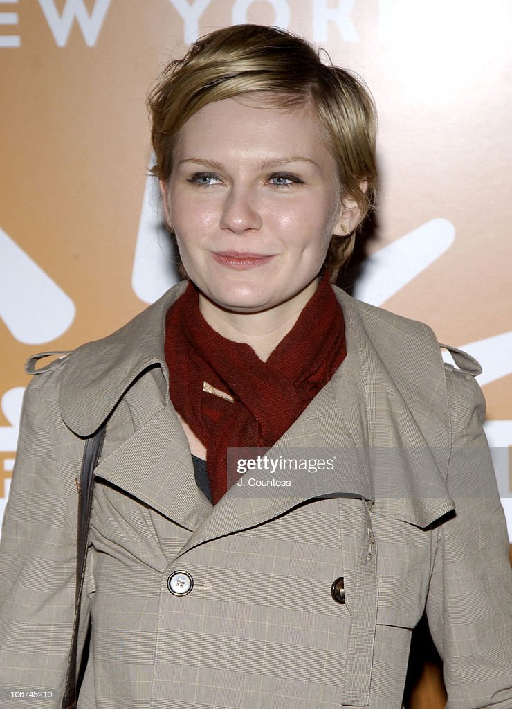 Kirsten Dunst during Food Bank of New York City Gala Awards Dinner Hosted By Frances McDormand - Arrivals at Pier Sixty at Chelsea Piers in New York City, New York, United States.