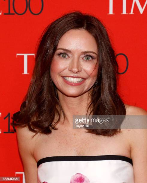 Kirsten Green attends the 2017 Time 100 Gala at Jazz at Lincoln Center on April 25 2017 in New York City