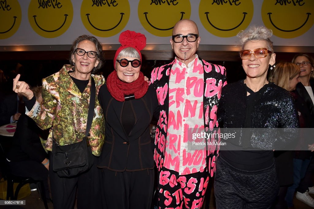 Stephen Petronio Company 2018 Gala honoring Patricia Field and Sylvia Drulie Mazzola