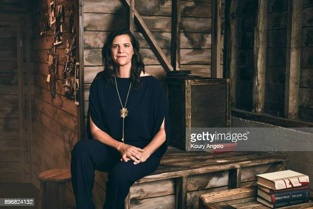 Kirsten Johnson is photographed for The Hollywood Reporter on September 5 2016 in Los Angeles California PUBLISHED IMAGE