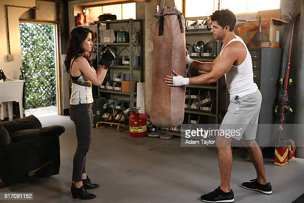 STITCHERS Kirsten meets her match in a highstakes game of cat and mouse on an allnew episode of Stitchers airing on TUESDAY MARCH 29 on Freeform...